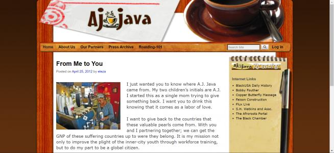 A.J. Java