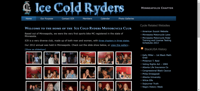 Ice Cold Ryders