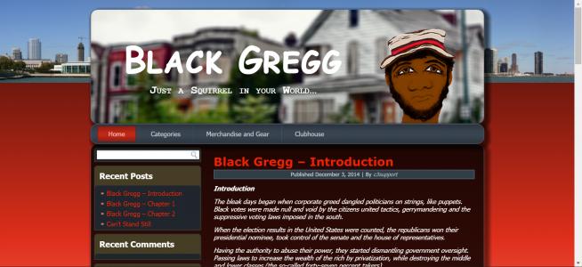 Black Gregg